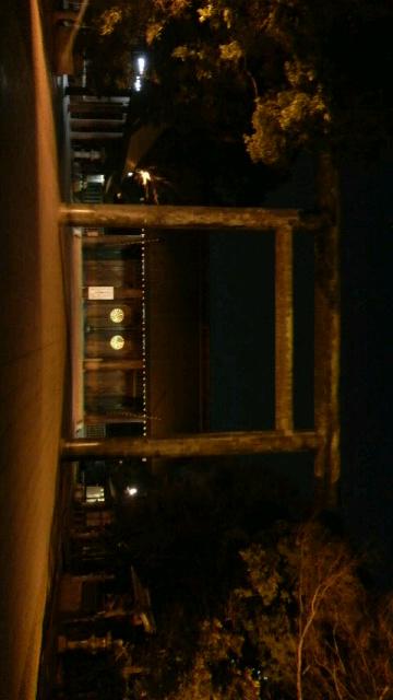 夜@靖国神社