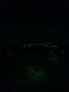 夜の武道館
