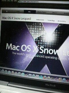 Mac OS X Leopard復活