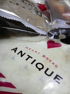 HEART BREAD ANTIQUE ハートブレッドアンティーク  天使の翼+チョコがけラスク